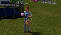 Festival spring - Easter egg hunt