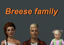 Fanon-Breese family now