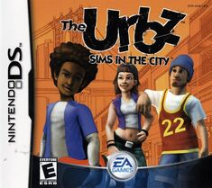The Urbz NDS front