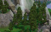 Hiddensprings - Louie Falls