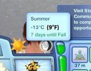 Climatron Result