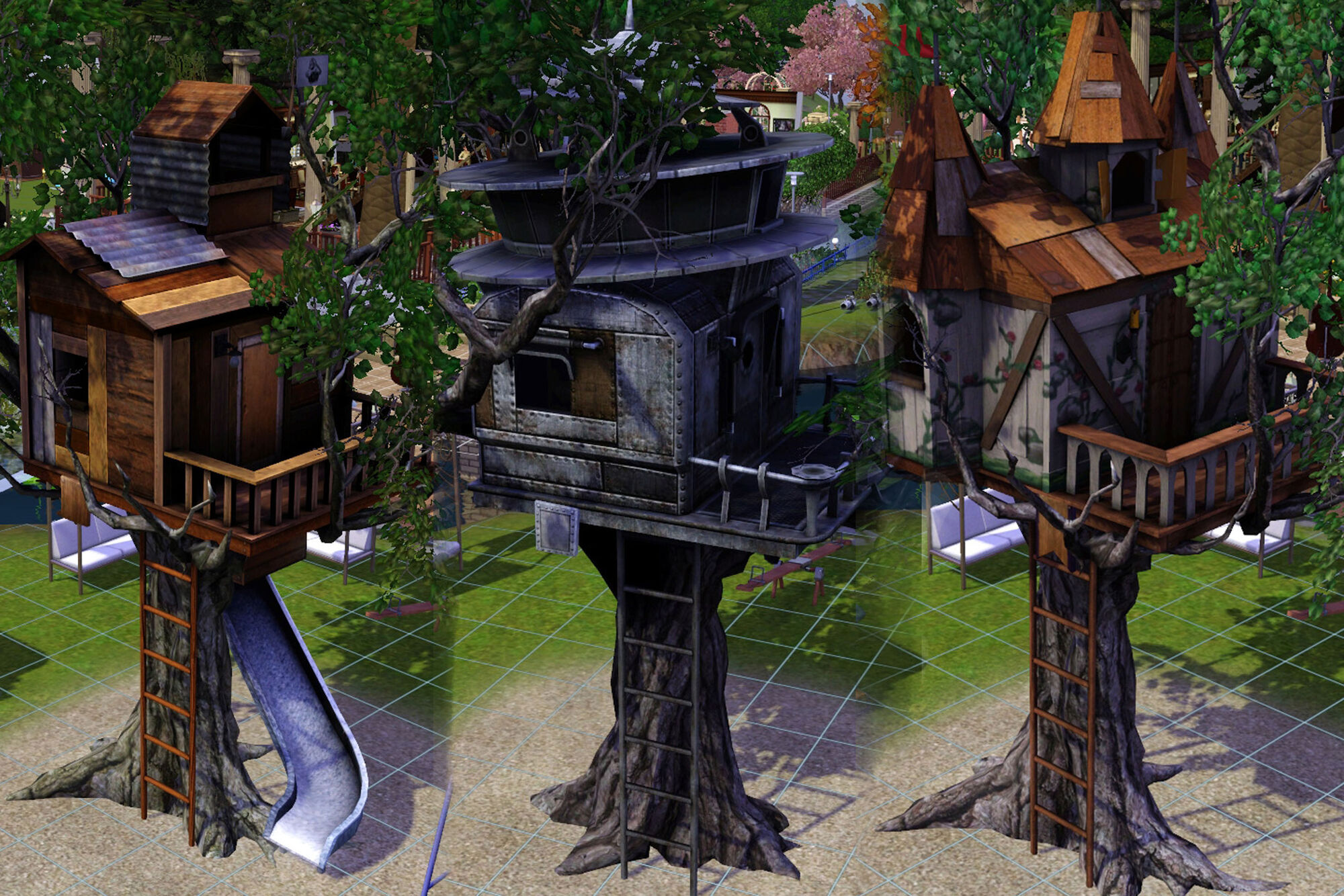 Home Design Game Money Cheats Treehouse The Sims Wiki Fandom Powered By Wikia