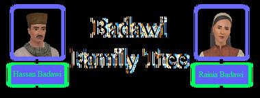 Badawi Family Tree