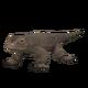 Pygmy Komodo Dragon