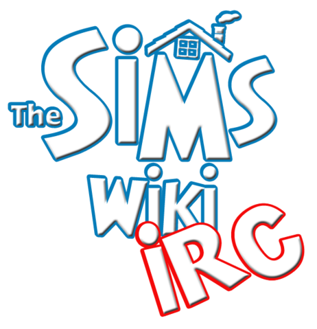 File:The Sims Wiki IRC Channel Logo.png