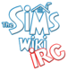 The Sims Wiki IRC Channel Logo