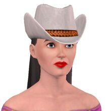 Rochel McFreely (Sims 3)