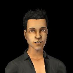 Lawrence Simerbug (The Sims 2)