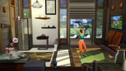 The Sims 4 - Fitness (2)