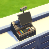 Bizoleans Cash Register