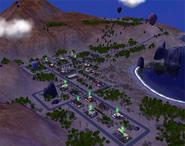 Mesa Flats overview