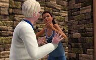 Nina scolds Malcolm