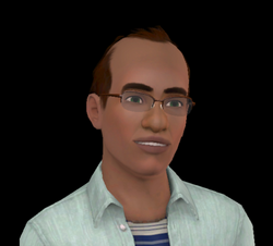 Omar Matlapin (The Sims 3)