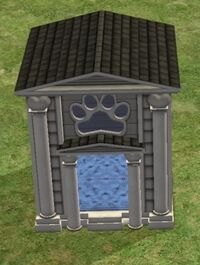 Scratchpaw Manor Pet House