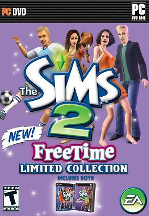 File:The Sims 2 FreeTime Limited Collection Cover.jpg