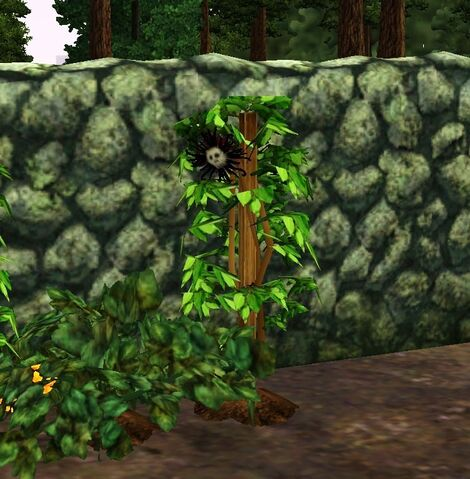 File:TS3 fully grown death flower bush.jpg