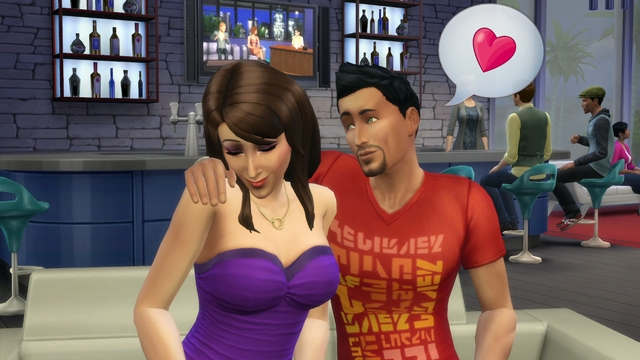 TS4 Familiar Faces Blog