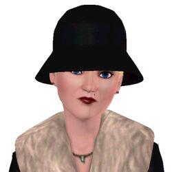 Headshot of Lysette