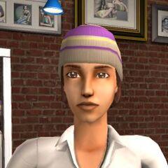 Este sombrero se oculta en el juego.