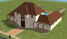 Helluva Hacienda - 3 BR 2BA
