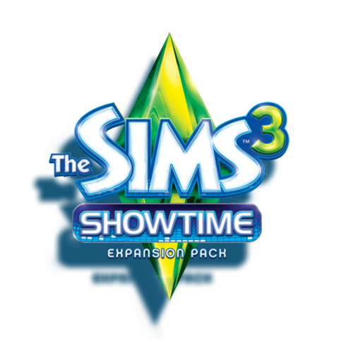 File:The Sims 3 Showtime Logo 2.png