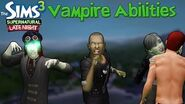 The Sims 3 Late Night & Supernatural Vampire Abilities-0