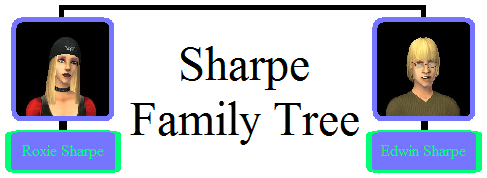 Sharpe Family Tree