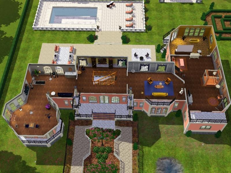 Lovely Sims 3 Home Design Hotshot Part - 13: Sims Home Design Hotshot.