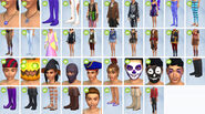 Sims4 Spooky Items 1