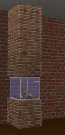 Ts2 ignito fireplace from modern primitives
