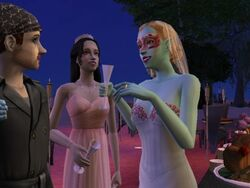 Count Dracula's Wedding Party 3