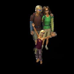 Traveller family