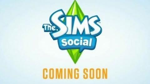 The Sims Social - E3 2011 Trailer