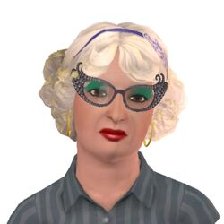 Headshot of Nana