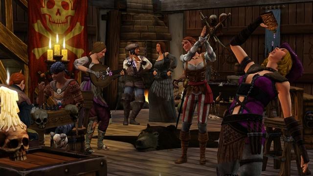 TSM P&N Pirates hangout