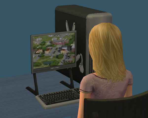 File:Sim playing the Sims 3.png