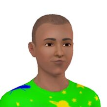 Jeremia Lecato (Sims 3)