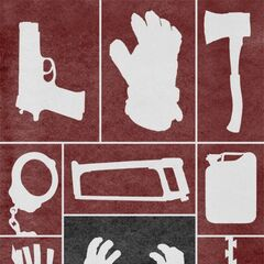 The tools of sin.