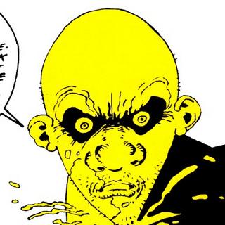The Yellow Bastard.