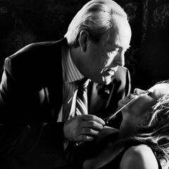 Nancy and the Senator.