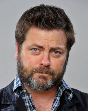 Nick offerman 2009 cinevegas film festival-other