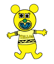 35. Yellow (Crayola)