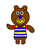 12. Brown bear