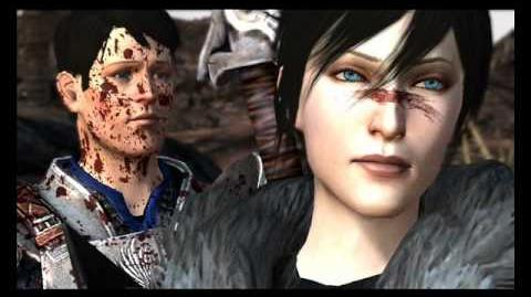 Dragon Age 2 Female Hawke Battle Cries