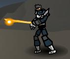 Mercenary Fireball