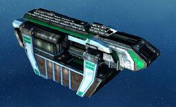 Trade Ship TEC