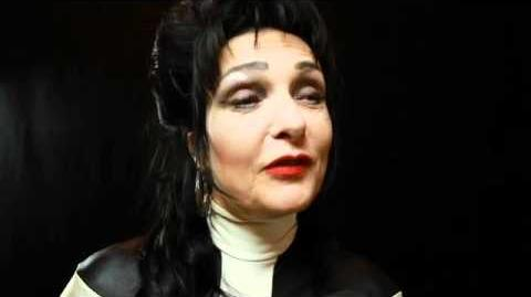 Siouxsie Sioux at the 2011 Q Awards