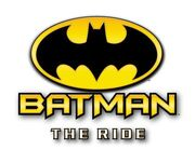 Six Flags Fiesta Texas Batman Logo