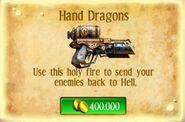 Hand Dragons-Ad
