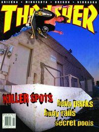 Trasher - February 2000